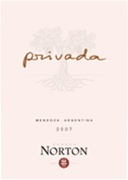 Bodega Norton Privada 2010 Argentina Red Blend