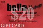 Bellavino $20 Gift Card