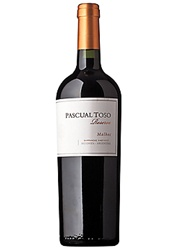 Pascual Toso 2017 Reserve Malbec from Mendoza, Argentina