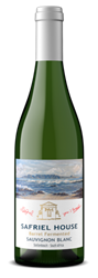 Safriel House 2019 Barrel Fermented Sauvignon Blanc from Paarl, South Africa