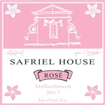 Safriel House 2017 Franschoek, South Africa Rose